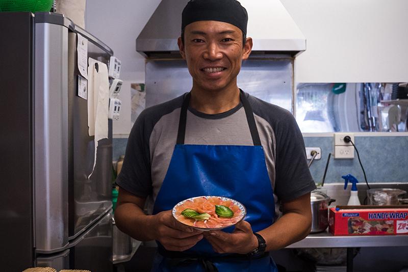 Masaaki Koyama Sushi