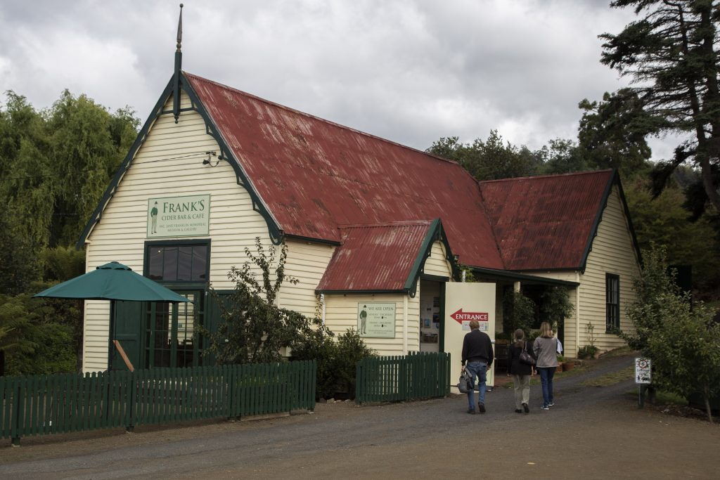 Franks Cider House and Cafe