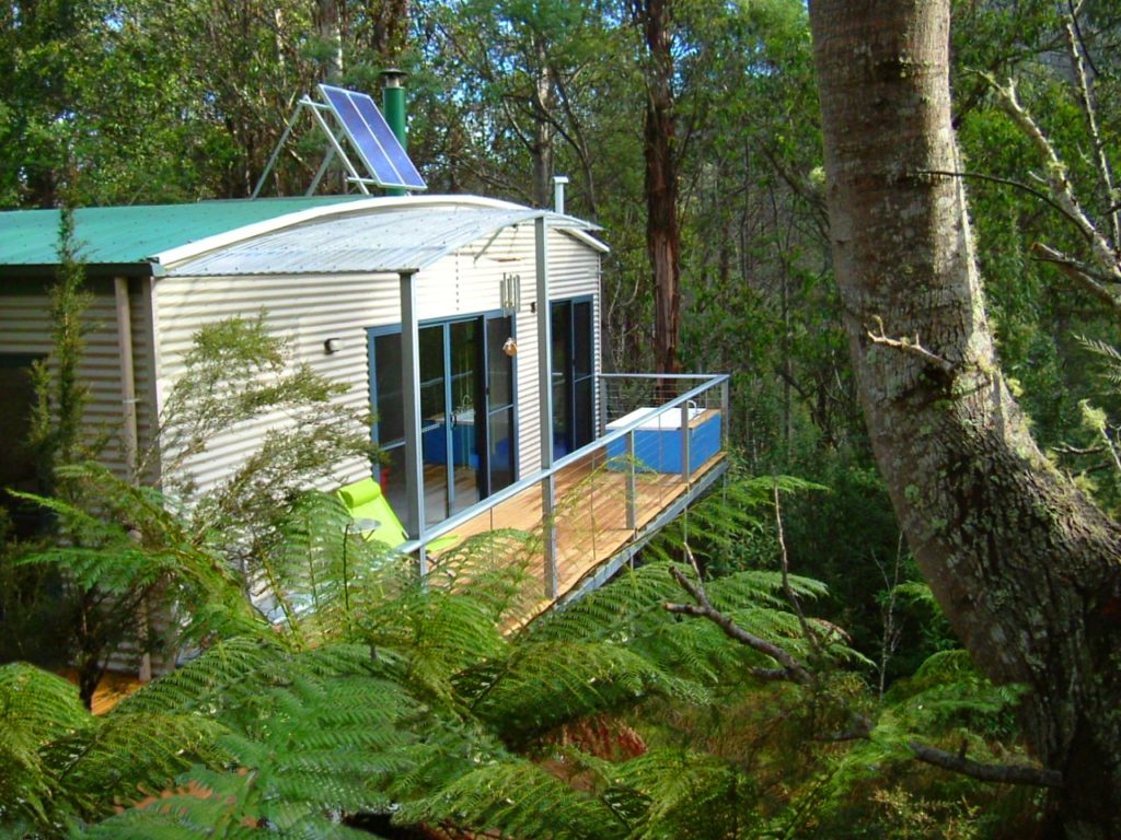 Huon Bush Retreats Self-contained accommodation