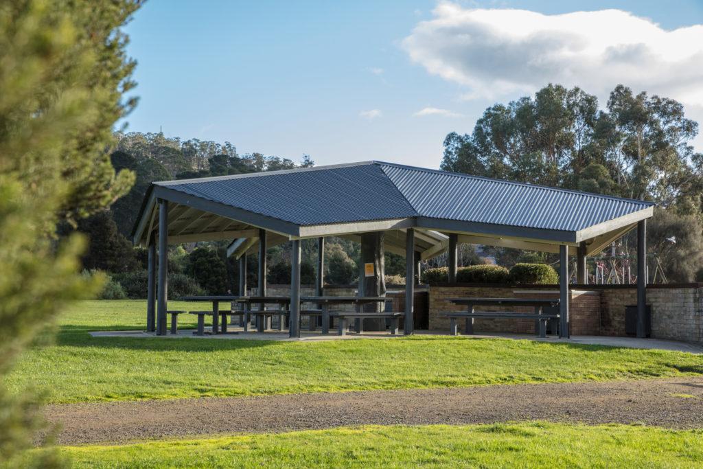 Burtons Reserve, BBQ Area, Cygnet